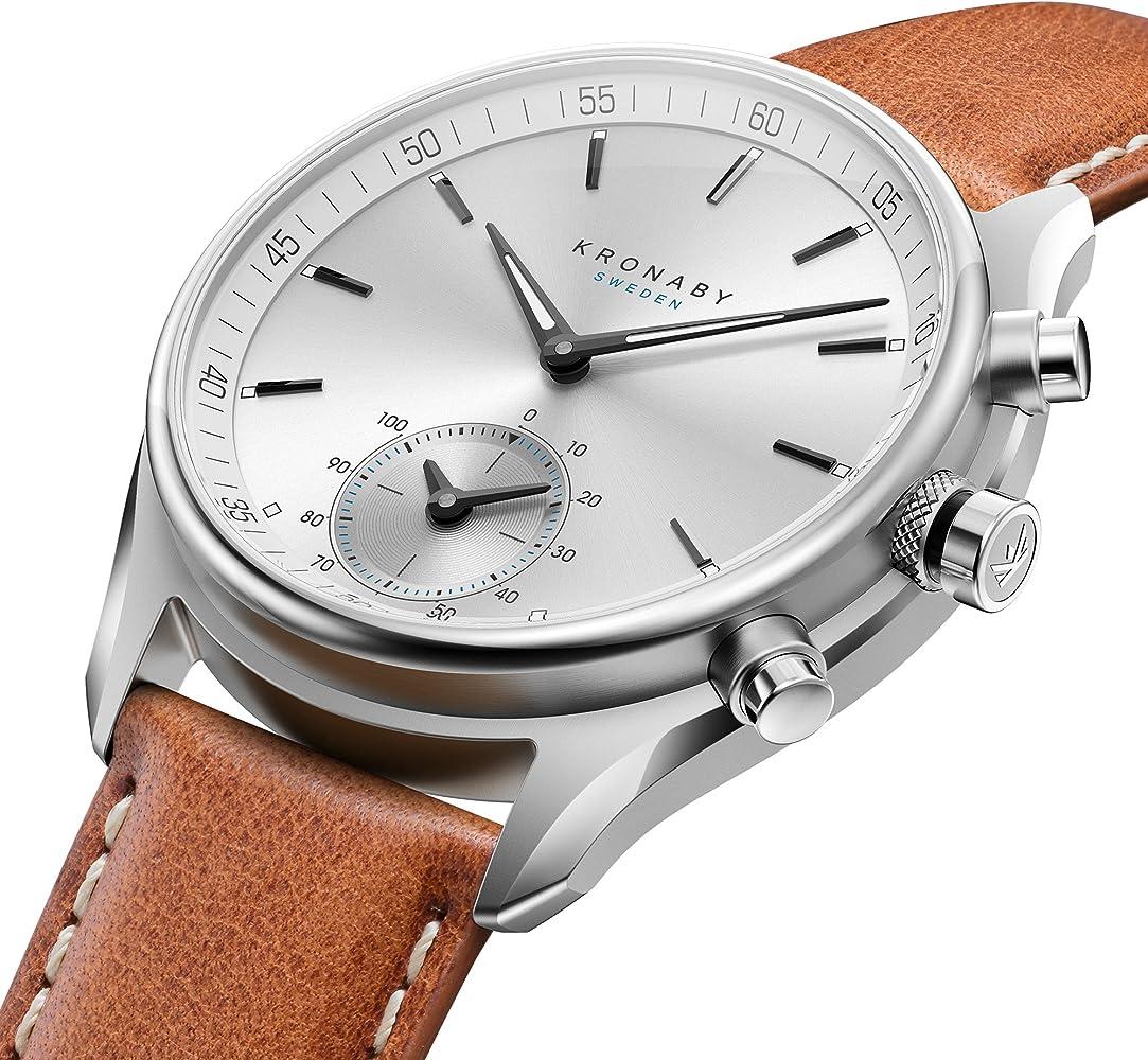 KRONABY SEKEL relojes hombre A1000-0713: Amazon.es: Relojes