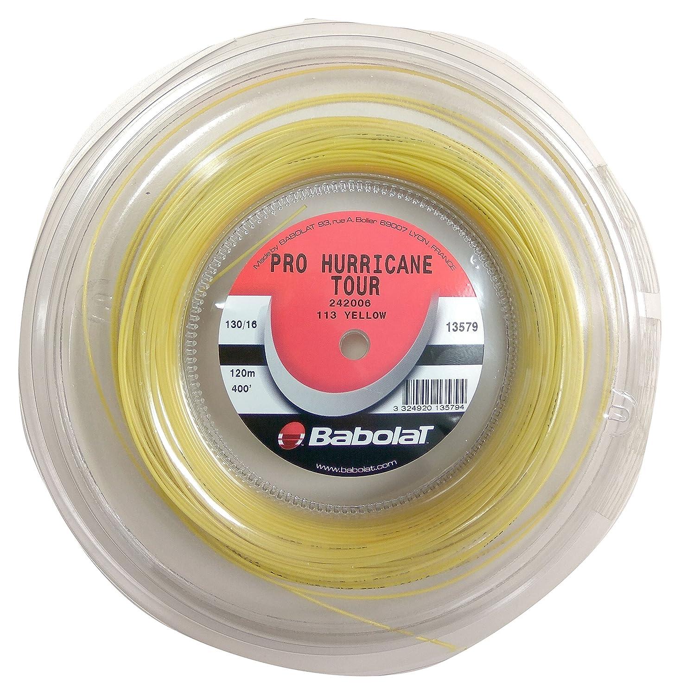 Babolat Pro Hurricane Tour 16 Tennis String Reel 120 M / 400ft