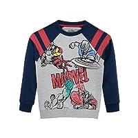 Marvel Boys Avengers Sweatshirt Ages 3 to 12 Years
