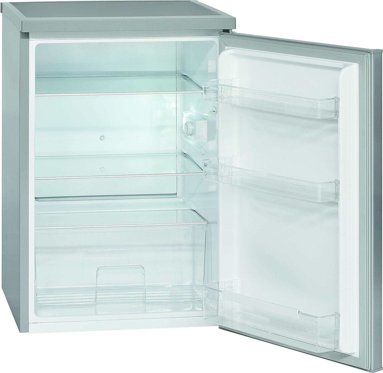 Bomann VS 2185 Kühlschrank A 84 5 cm 93 kWh Jahr 137 L Kühlteil
