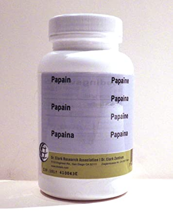 Amazon.com: Papain, 500 mg, 100 Cápsulas: Health & Personal Care