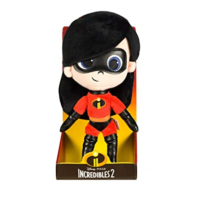 "Posh Paws 37095 Disney Incredibles 2 Violet 10"" Soft Toy: Toys & Games"