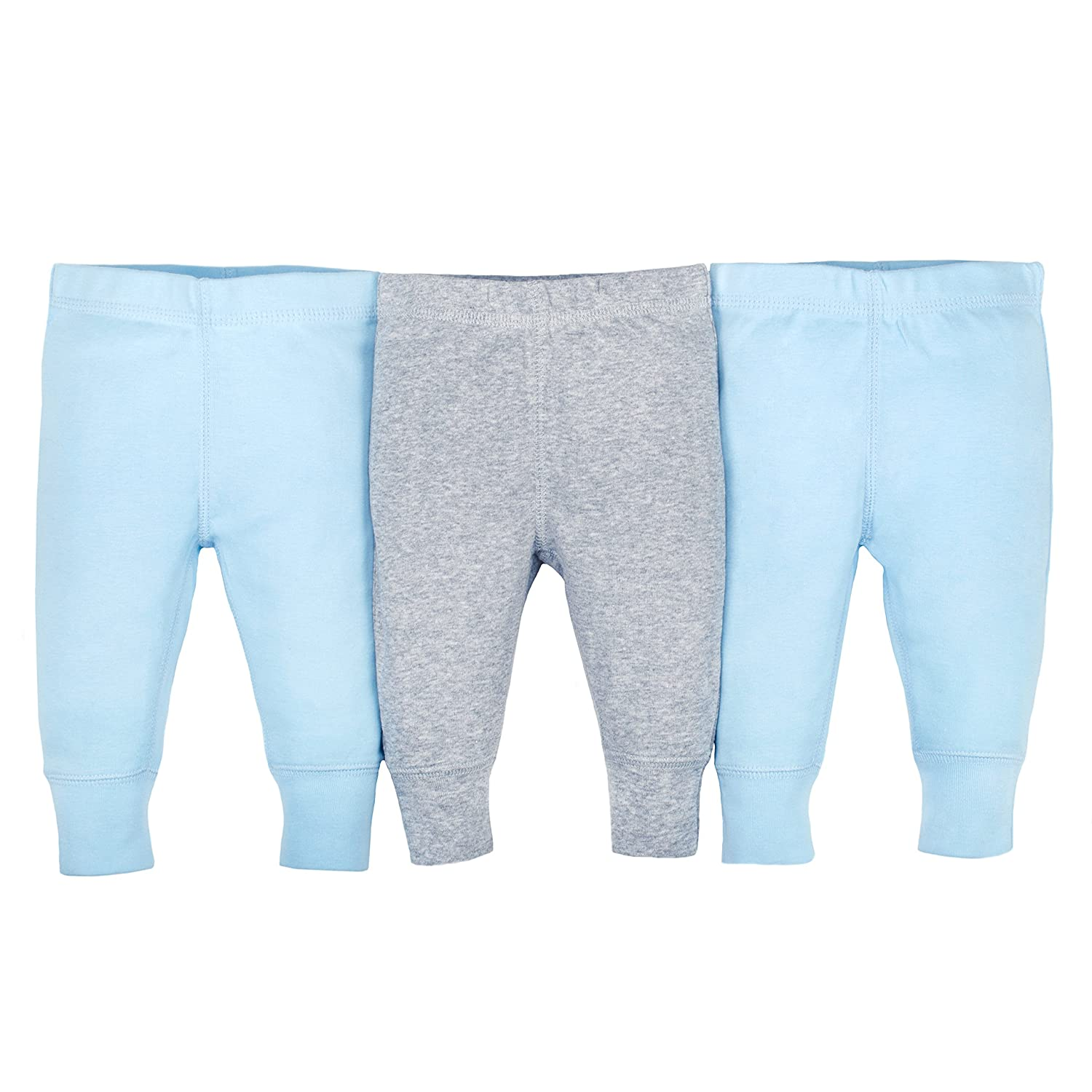 Gerber PANTS ベビーボーイズ Months PANTS 6 - 9 Months Gray/Light 9 Blue B076FJGMLM, IM-Trading:a144458a --- sharoshka.org