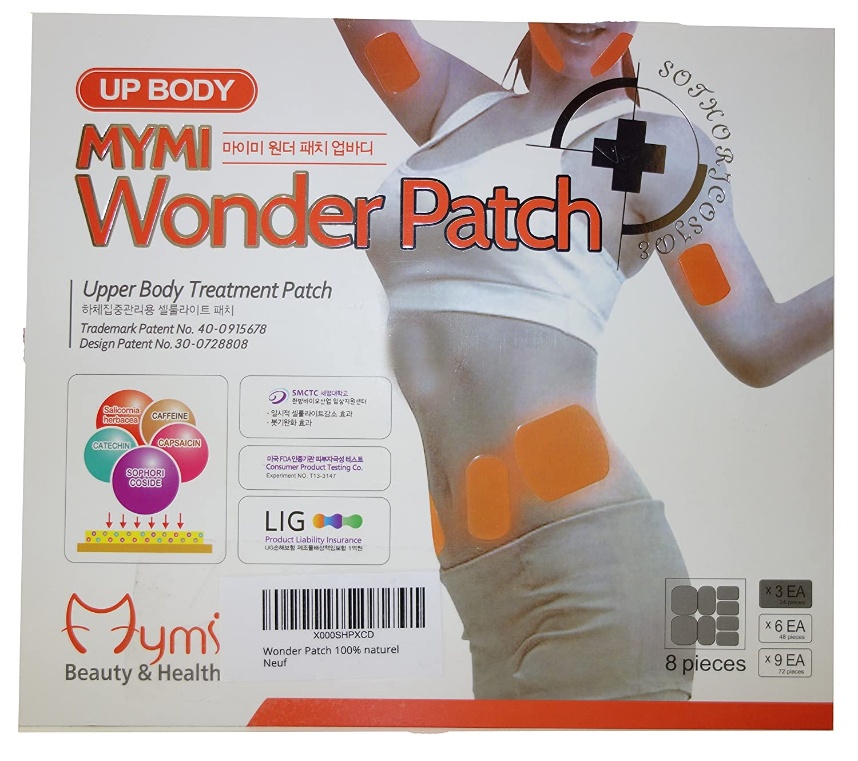 Wonder Patch 100% natural MYMI