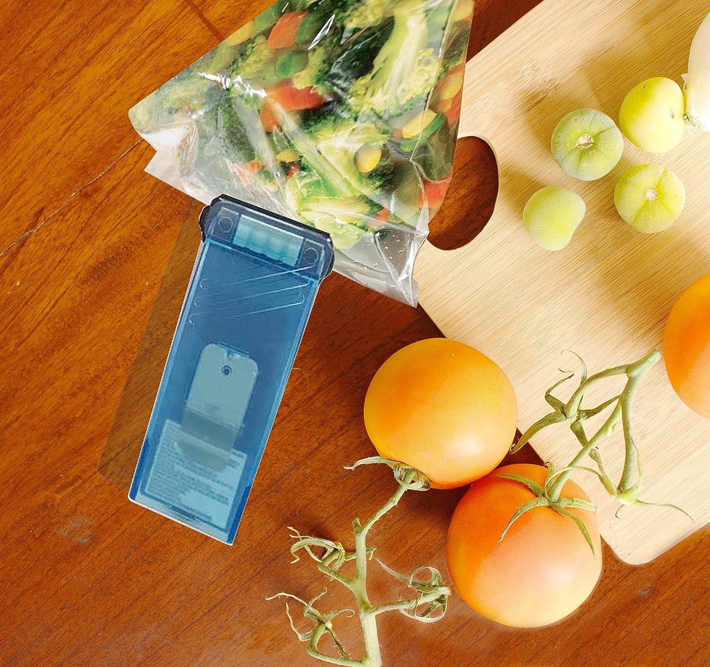 Amazon.com: iTouchless - Sellador de bolsas de calor de mano ...