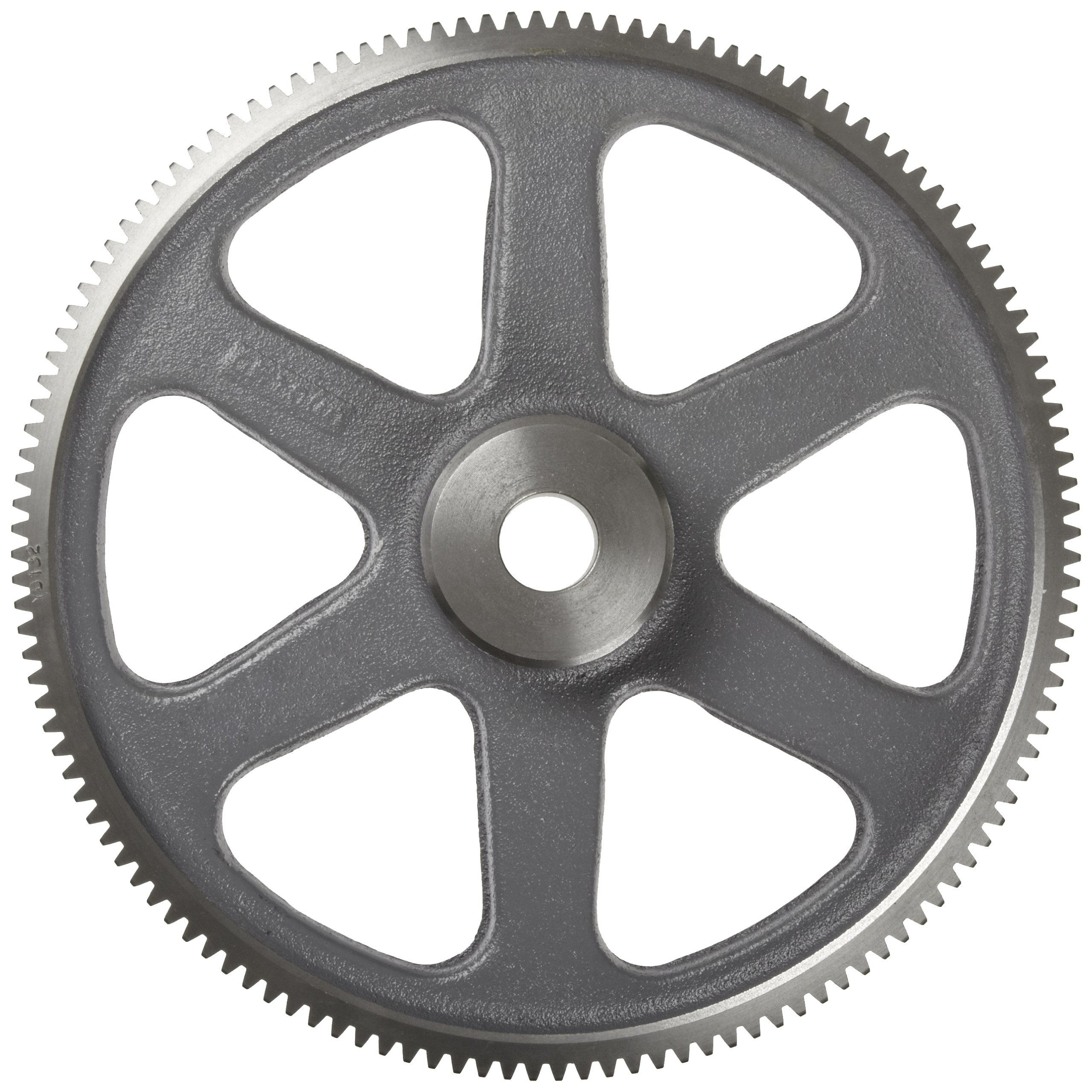 Boston Gear YD120 Spur Gear, Cast Iron, Inch, 12 Pitch, 1.000'' Bore, 10.166'' OD, 1.000'' Face Width, 120 Teeth