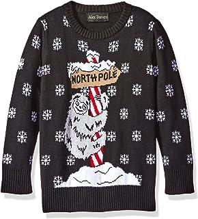 alex stevens boys sloth pole sweater