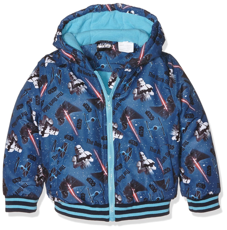 new Star Wars Boy's Hooded Coat supplies
