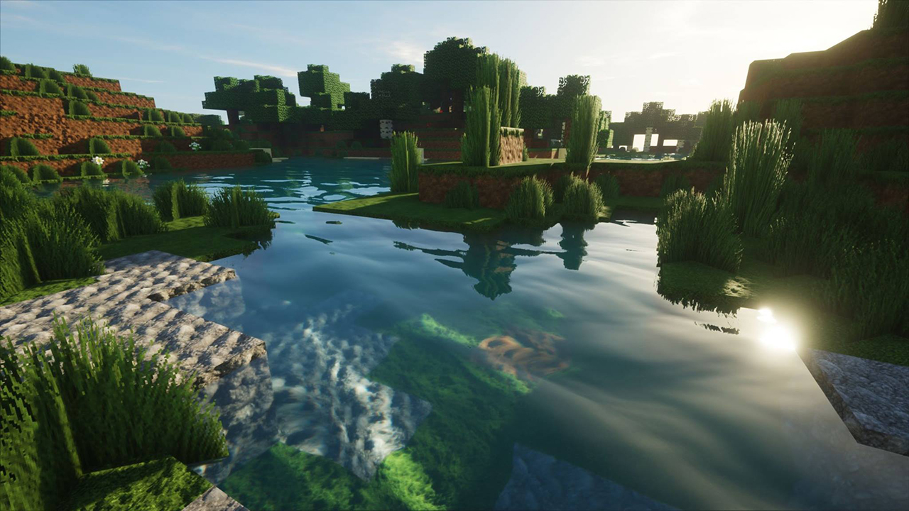 Realistic Shaders Mod and Pack for Minecraft PE: Amazon.com.br