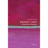 Family Law: A Very Short Introduction (Very Short Introductions) (English Edition)
