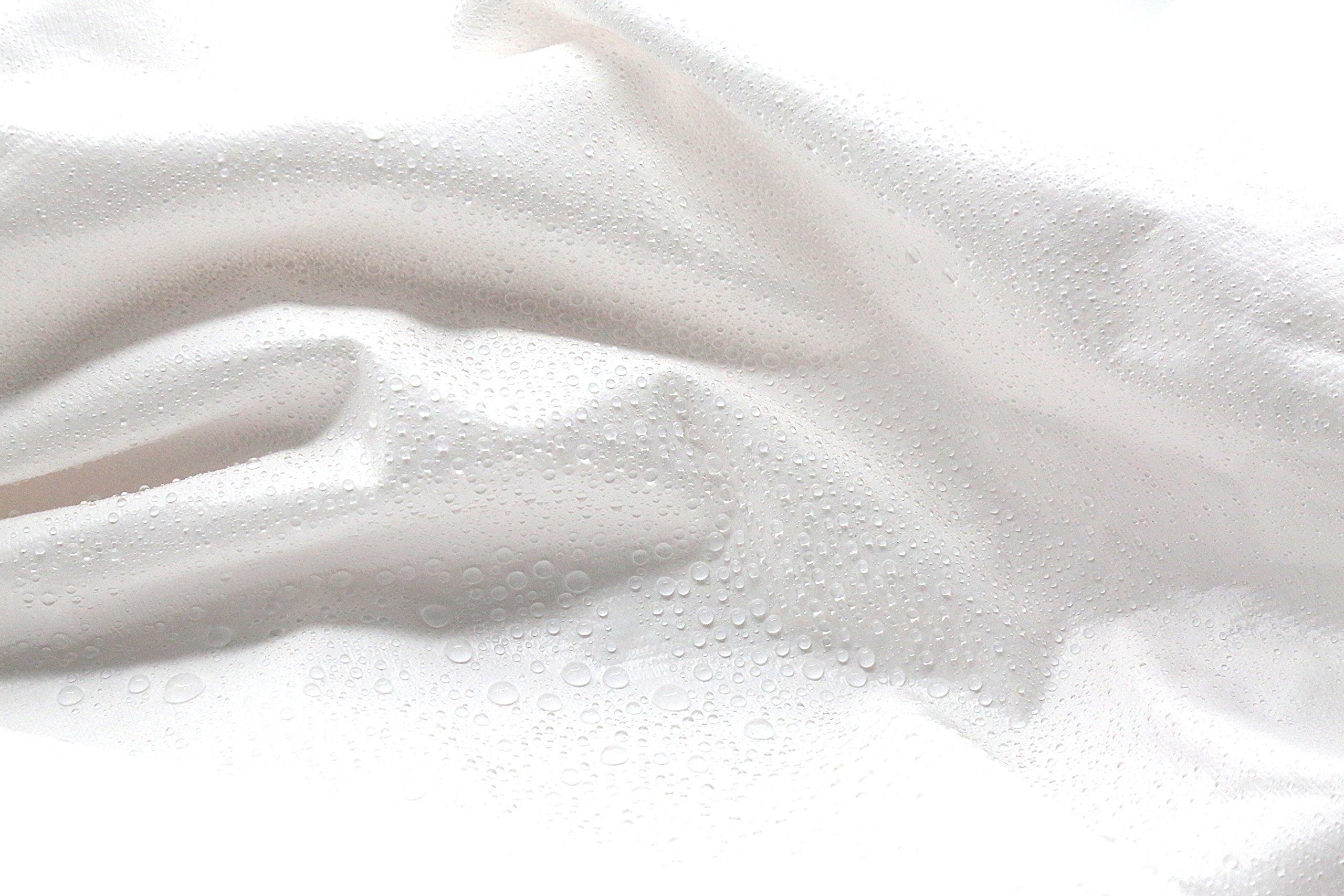 FANCY-FIX Premium Matratzenschoner 90x200cm – Matratzenauflage | 100% Hypoallergen, Wasserdicht und Atmungsaktiv | Oberfläche aus Frottee Baumwolle | Waschmaschinenfest | 90cm x 200cm