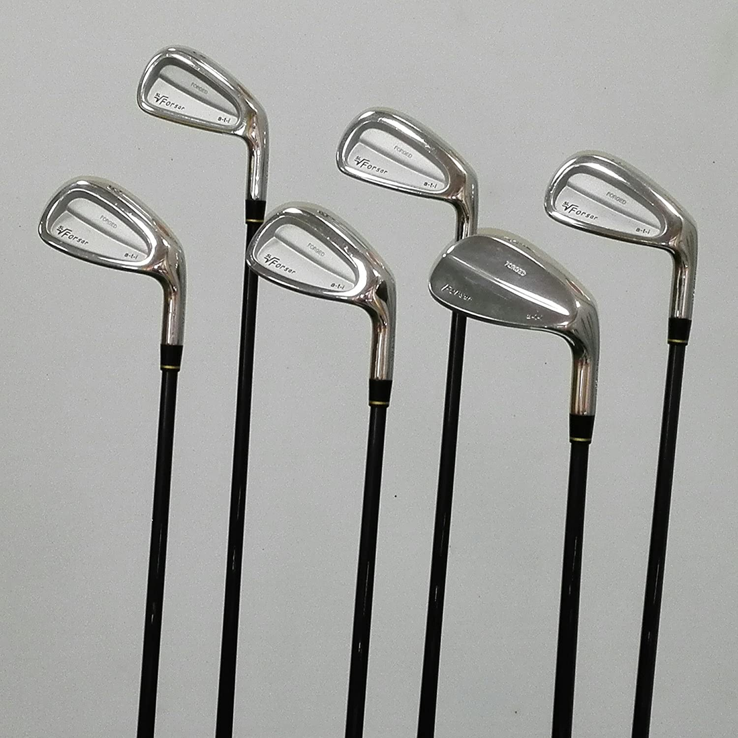 WalkGolf forsar SL 2600 Forged Hierro Moi Matched/harmonised ...
