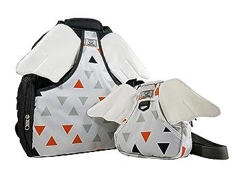 Amazon.com: cashay bolsa de pañales de bebé/mochila ...
