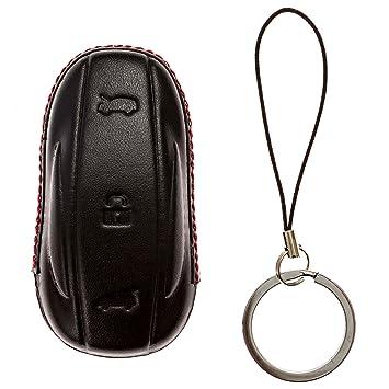 Key Fob Sleeve For Tesla Model X Car Key Case