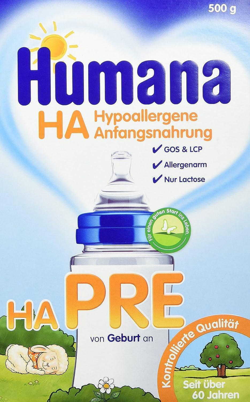 Humana HA Pre, 4er Pack (4 x 500 g) 798126