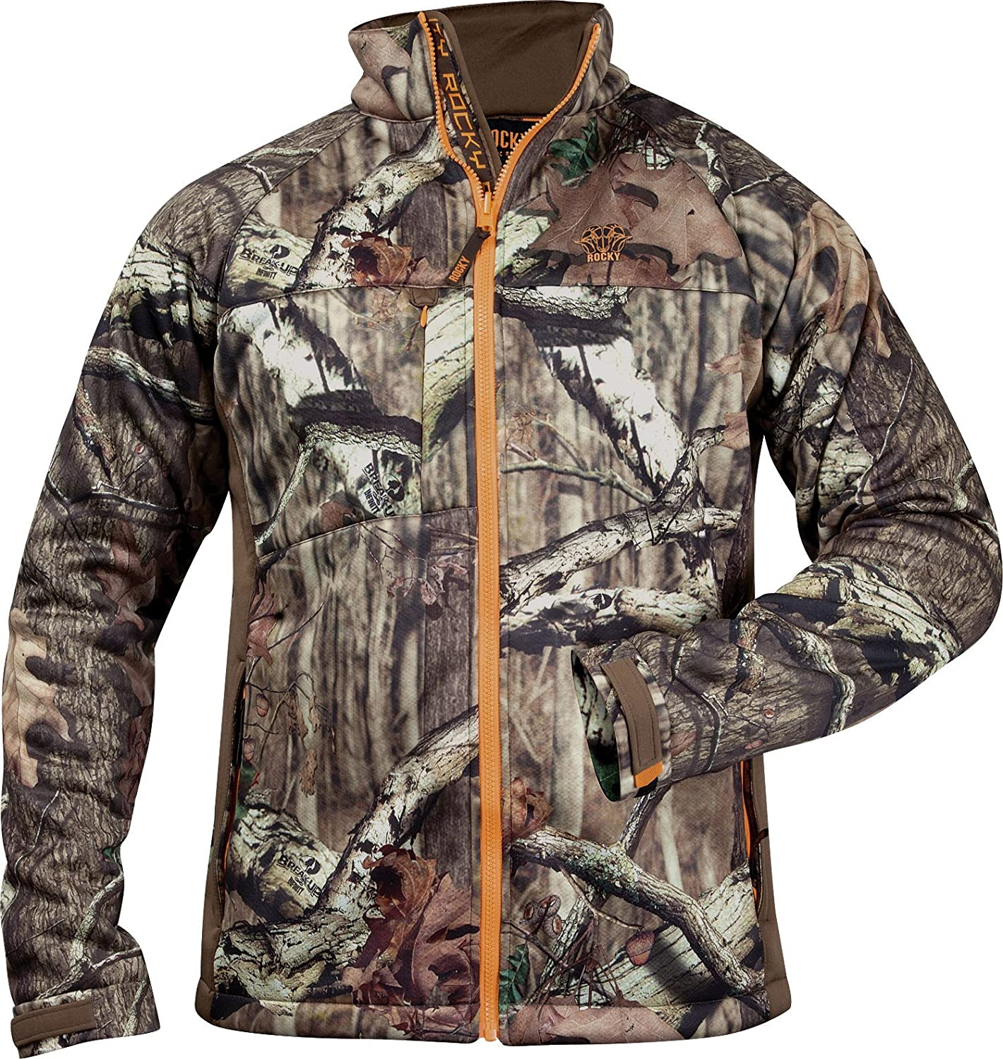 bf5a1f87e9919 Amazon.com : Rocky RAM Softshell Jacket : Clothing