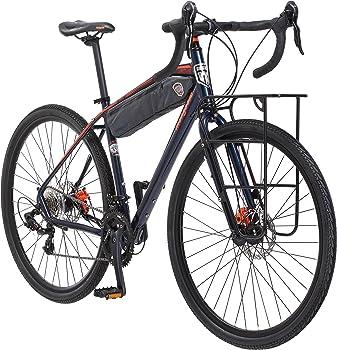 Mongoose Men's Elroy Adventure Seniors Bicycle
