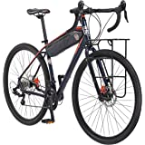 Mongoose Men's Elroy Adventure Bike 700C Wheel Bicycle