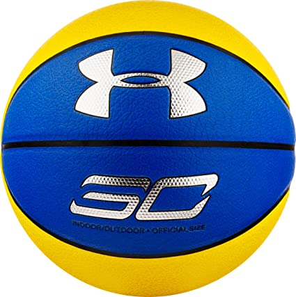 Under Armour Steph Curry Compuesto Baloncesto, Azul Marino ...
