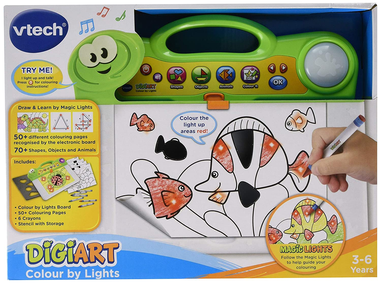 VTech 163803Digiart Couleur en lumières, Multi Vtech Electronics