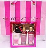 Victoria's Secret Pure Seduction Gift Set 3 Piece 4.2 Oz Body Lotion, Mist, and Wash