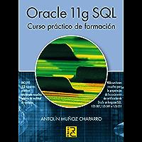 Oracle 11g SQL. Curso práctico de formación