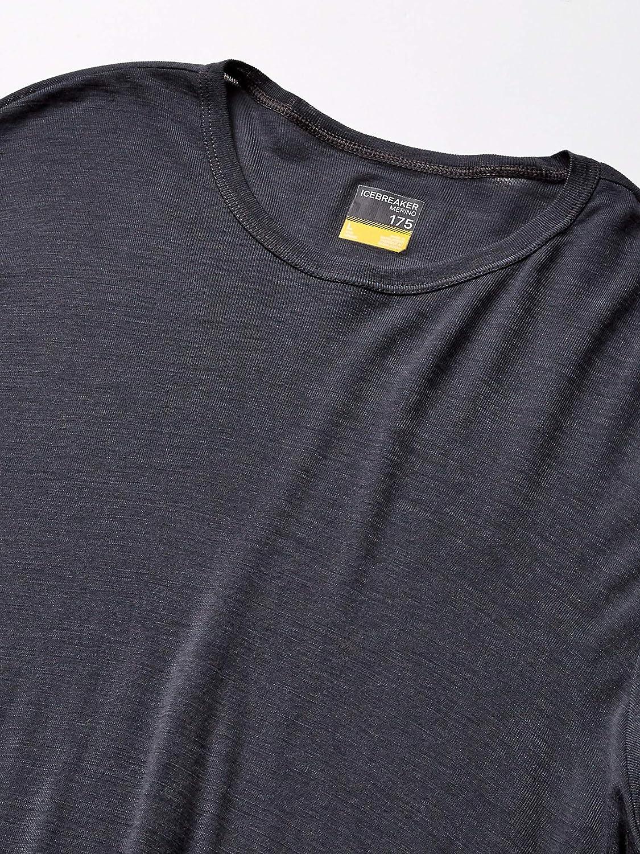 Icebreaker Mens 175 Everyday Ls Crewe Long Sleeves T-Shirt