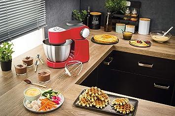 Krups Master Perfect Plus KA313511 Robot de cocina, 1000 W, 4 litros, Negro: Amazon.es: Hogar
