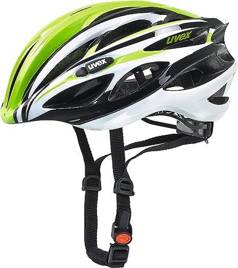 Uvex Race 1 - Cascos Bicicleta Carretera - Verde Contorno de la ...