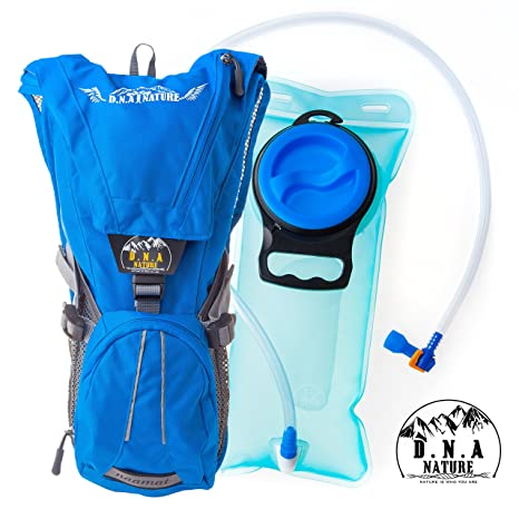 8820ba0003 Hydration Backpack Pack With 2L Water Bladder For Men,Women,Kids,Perfect For