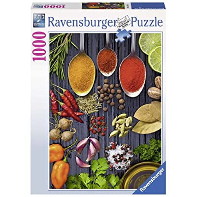 Ravensburger 19794 1 Puzzle Coffee Spices: Toys & Games