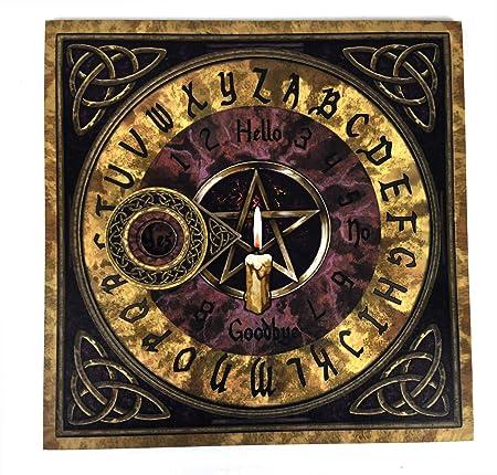 Ouija Board Spirit Board By Lisa Parker Amazon Kitchen Home