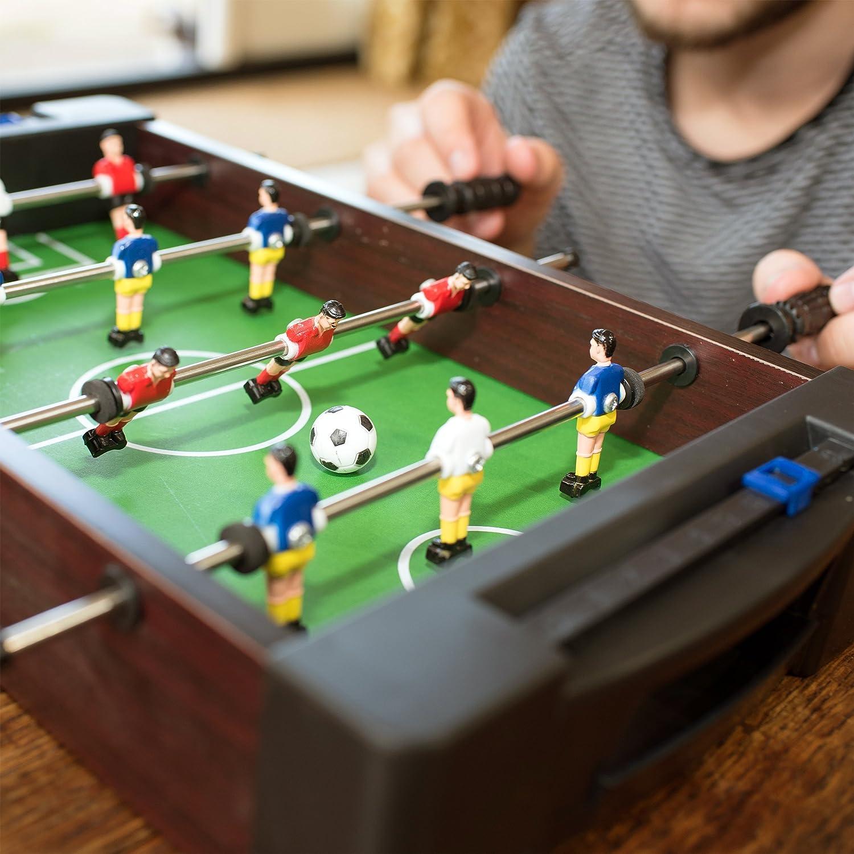 Funtime - Balón de fútbol de Mesa (40,6 cm): Amazon.es: Juguetes y ...