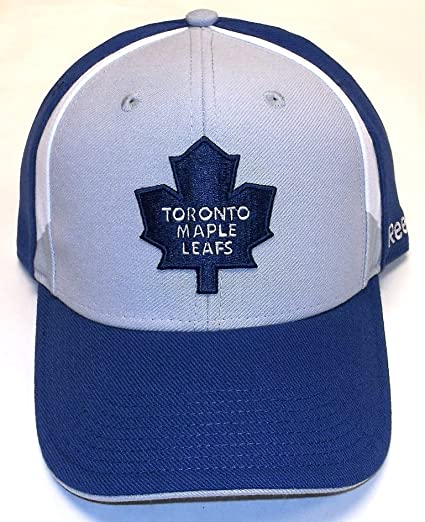 6974057cd8b Image Unavailable. Image not available for. Color  Reebok Toronto Maple  Leafs Structured Flex Hat ...