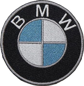 Écusson brodé Patch à coudre ou thermocollant 9 cm Motif Voiture de course  BMW M b10b58dcdd5