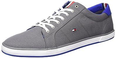 c0156b76f19 Tommy Hilfiger Men's H2285arlow 1d Low-Top Sneakers: Amazon.co.uk ...