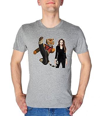 Angelina Jolie Tigress Kung Fu Panda Mens T Shirt Xx Large Amazon