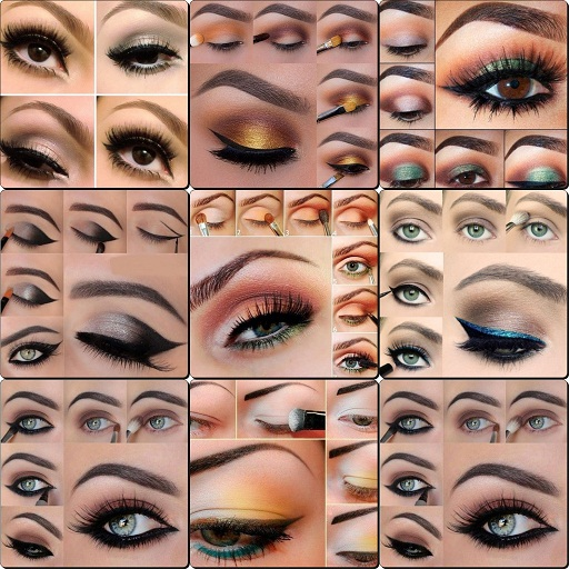 Eye Makeup Tutorial Step By Step (Free Makeup)