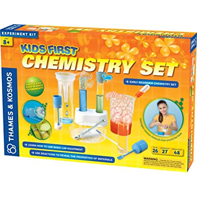 Thames and Kosmos Kids First Chemistry Set Science Kit: Toys & Games