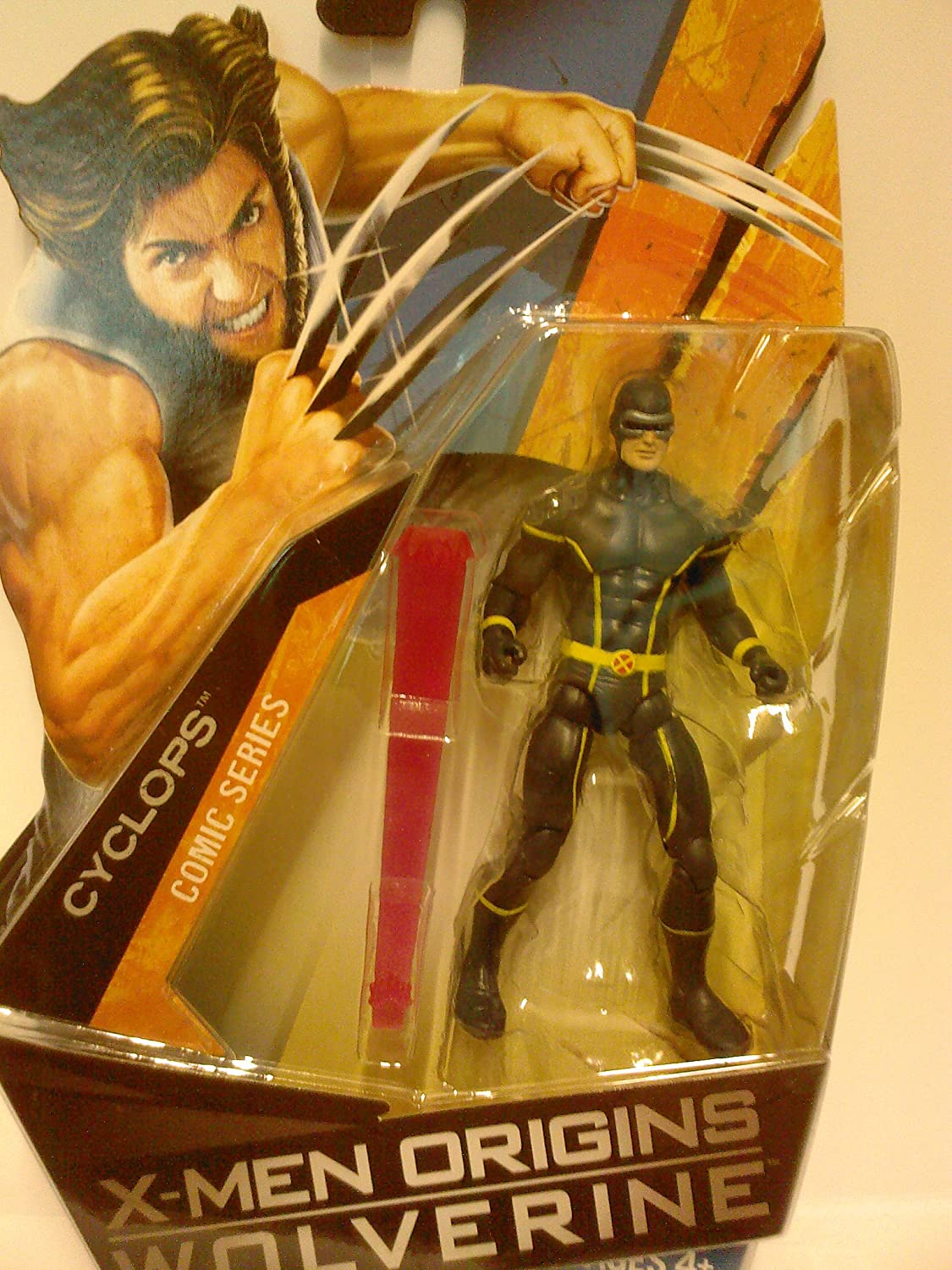 Toy Rocket X-Men Origins Wolverine Comic Series 3 3//4 Inch Action Figure Cyclops Hasbro 0653569416463 6E-F1VN-UOU8