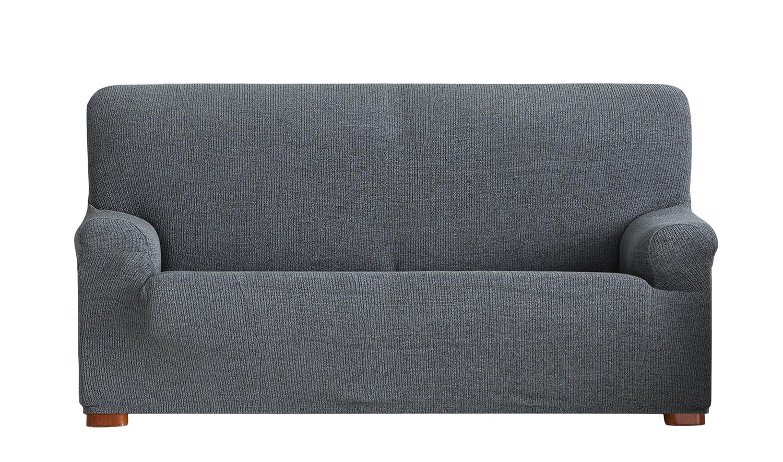 Eysa Funda de sofá bielástica, Gris, Tres Plazas