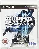 Alpha Protocol (PS3) [import anglais]