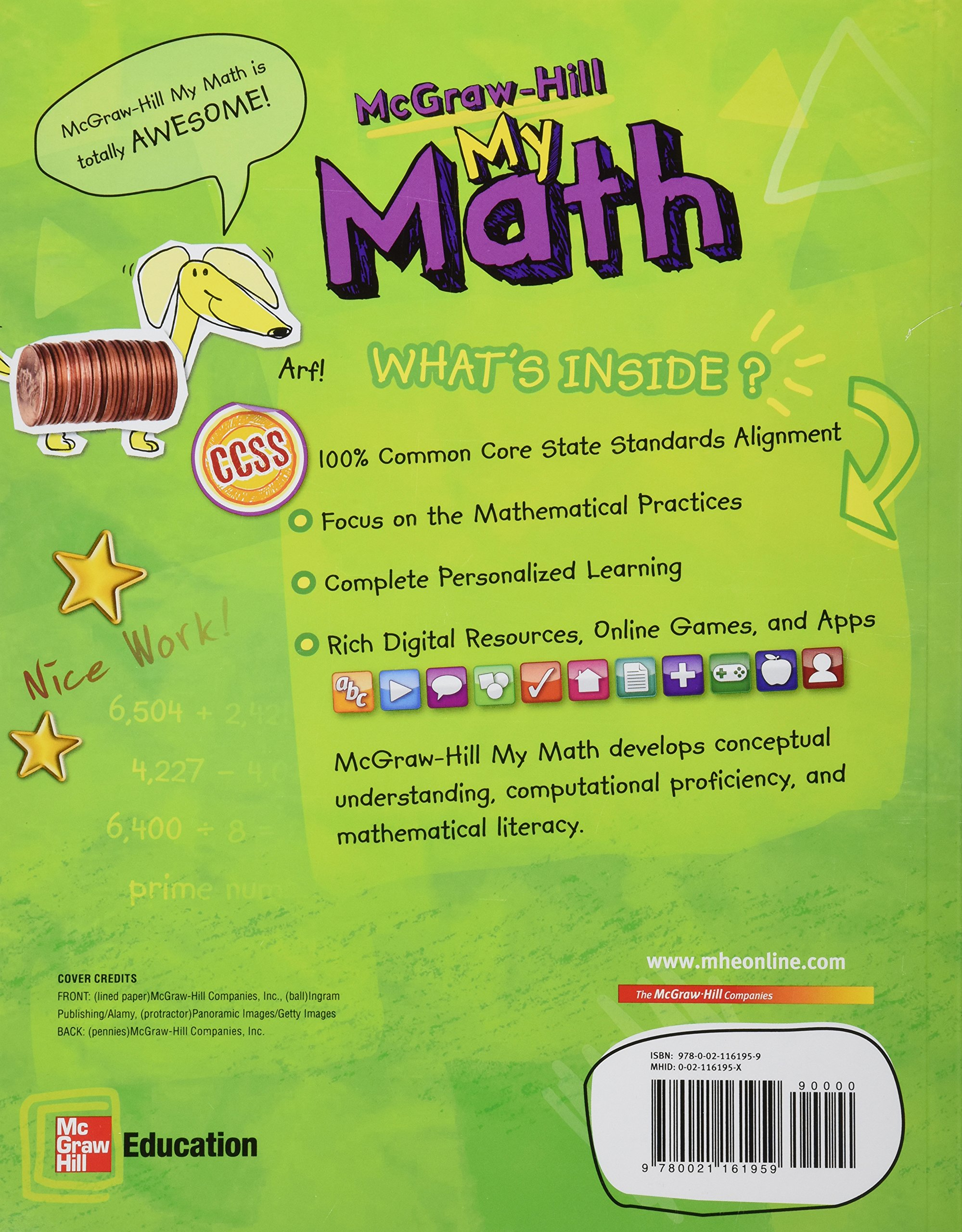 Mcgraw hill my math grade 4 homework
