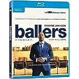 Ballers: The Complete Third Season (Digital Copy/BD) [Blu-ray]