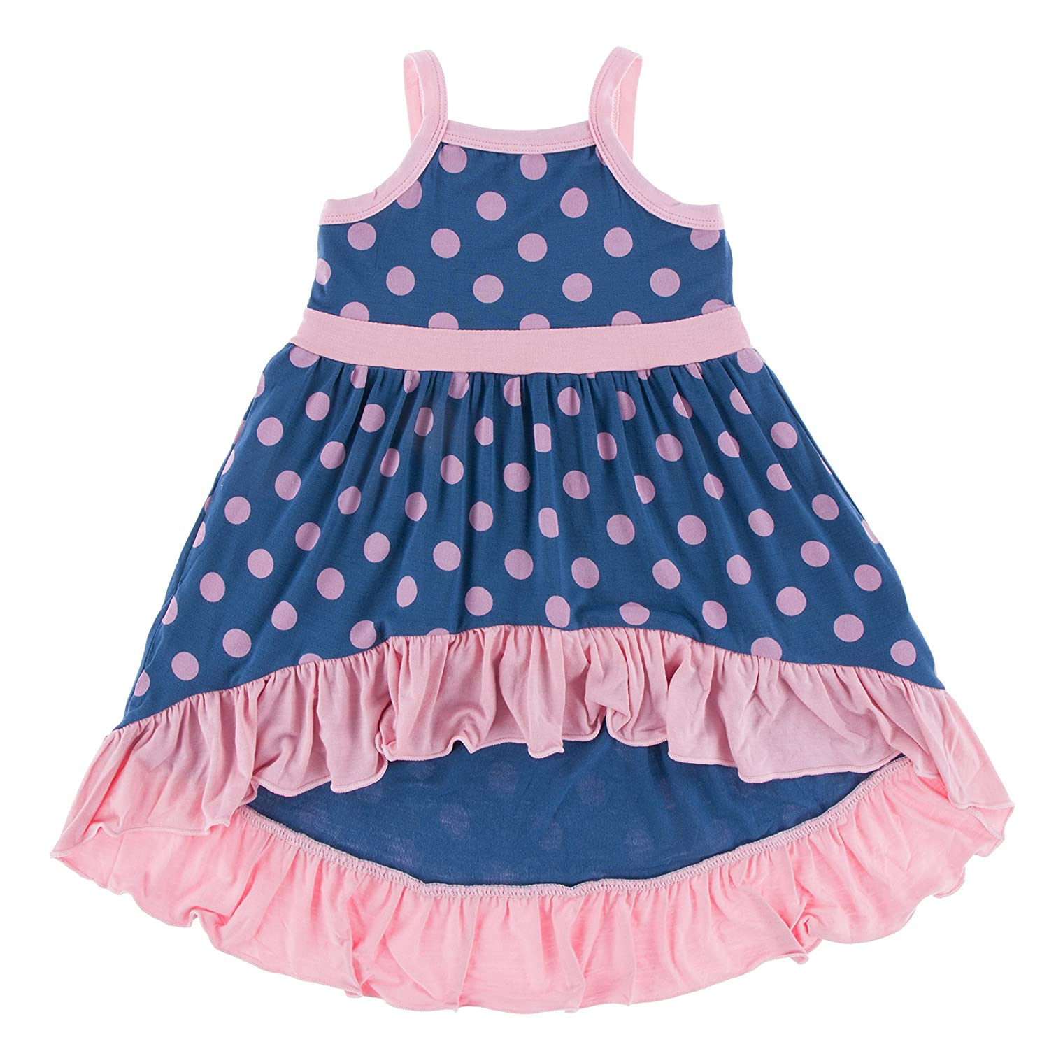 KicKee Pants DRESS ガールズ 3T Twilight Dot B077T9QWWY