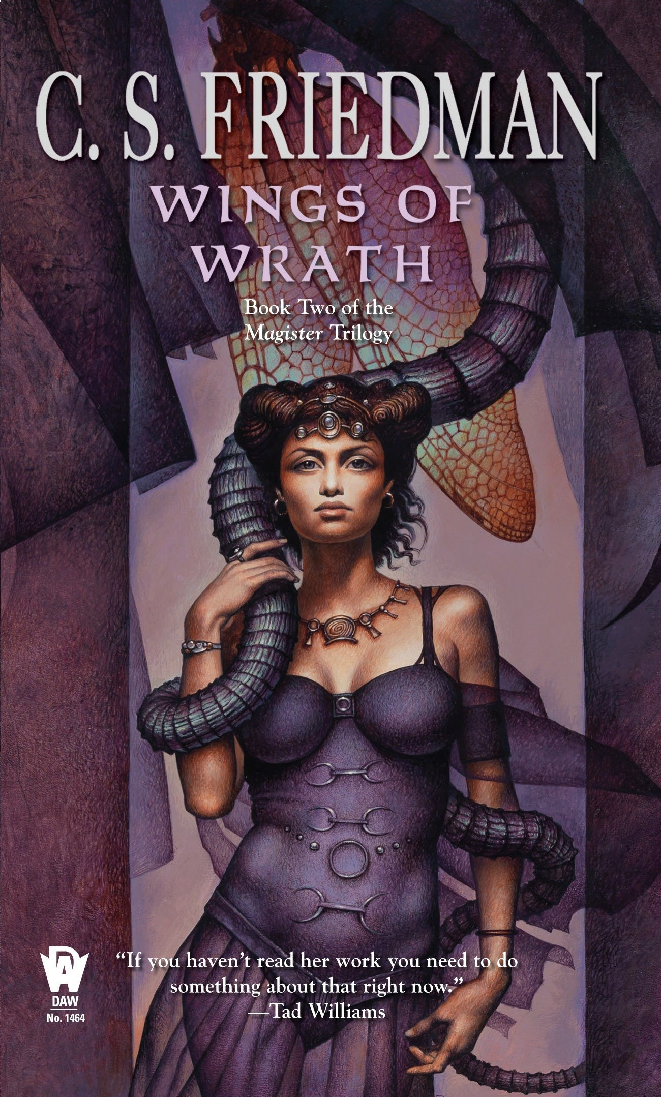 Read Online Wings of Wrath (Magister) PDF