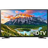 "Samsung UN43J5290AFXZX Smart TV 43"" Full HD, 2 HDMI, 1 USB, Black Hairline (2018)"