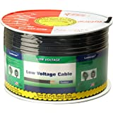 Coleman Cable 552690408 12/2 Low Voltage Lighting Cable, 250-Feet