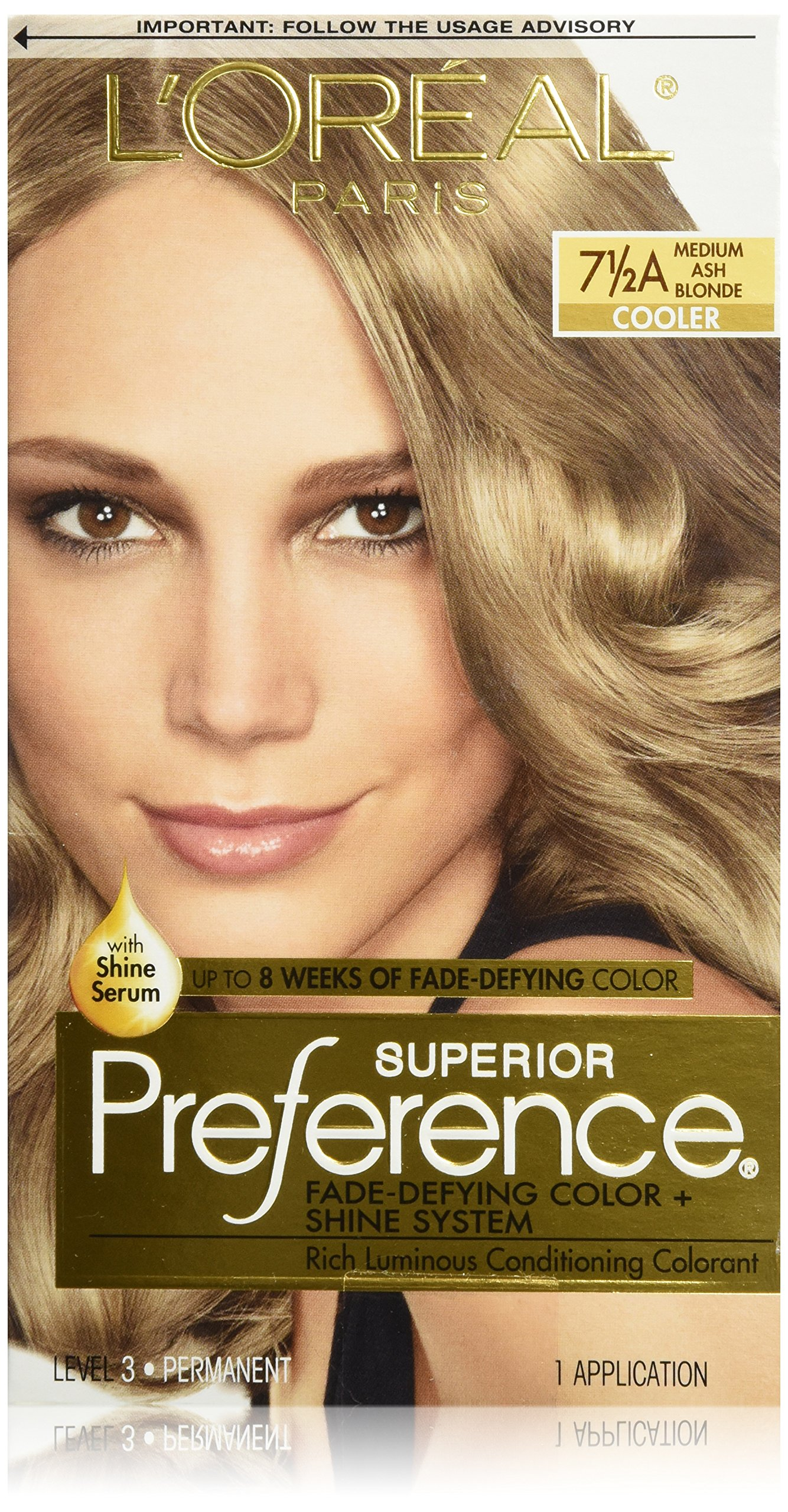 Amazon Revlon Colorsilk Haircolor Medium Ash Blonde 70 Beauty