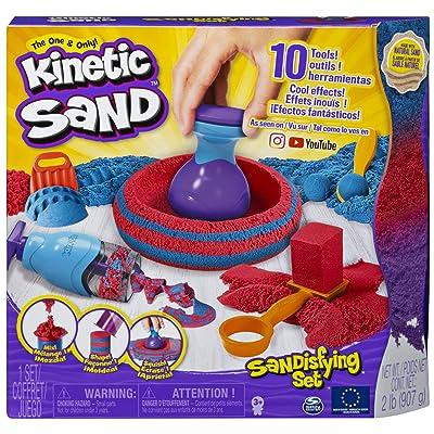 Kinetic Sand Sandisfying-Set: Toys & Games